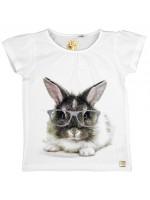 Stones & Bones t-shirt Bunny white