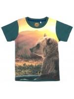 Stones & Bones t-shirt tent forest
