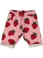 Smafolk Short Aardbeien Roze