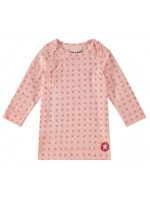 Kik-Kid jurk sterren roze baby