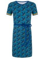 Halsoverkop jurk zwaluw (meisjes)