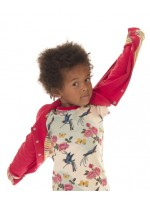 Baba-Babywear t-shirt birds and roses