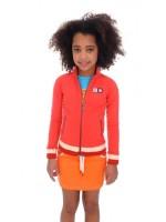 Br@nd for Girls vest sport shiny red