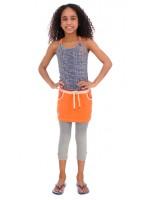 Br@nd for Girls 3/4 legging grey mellee