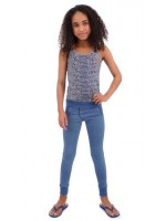 Br@nd for Girls pants rib jeans