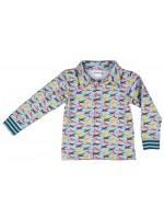 Baba-Babywear blouse Airplanes