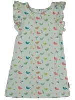 Baba-Babywear Ruffle dress baby birds