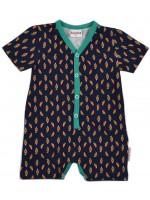 Baba-Babywear jumpsuit s/s parrots