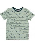 Baba-Babywear t-shirt cranes