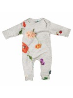 Snurk jumpsuit Knitted Flowers