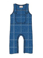 Baba-Babywear worker monaco blauw