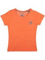 Birds by D-rak t-shirt uni neon oranje