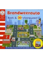 Boek en puzzel Brandweer