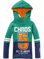 Chaos and Order hoody Mink army