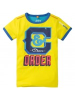 Chaos & Order t-shirt Aaron yellow