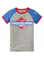 Chaos & Order t-shirt Austin grey