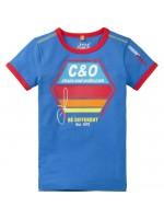 Chaos & Order t-shirt Daniel cobalt