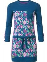 Chaos & Order jurk Jaylin Deep Blue vk