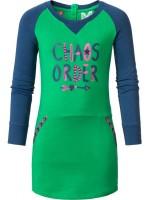 Chaos & Order jurk Jazz Green vk