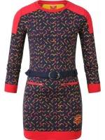 Chaos & Order jurk Mette Red