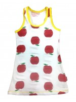 Claesens singlet dress apple