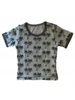 Claesens t-shirt palm tree