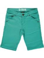 D-Rak jog jeans short zeeblauw
