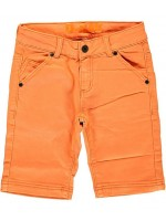 D-Rak jog jeans short oranje