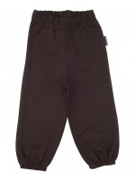 Maxomorra baby pants bruin