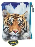 Portemonnee met tijger van het hippe merk De Kunstboer.