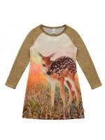 Wild jurk Diane Bambi Lurex