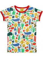 Duns Sweden t-shirt vegetables