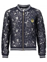 Like Flo Baseball vest lace navy