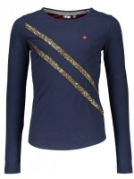 Like Flo longsleeve navy