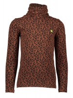 Like Flo longsleeve rollneck animal