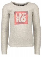 Like Flo jersey longsleeve Flo red