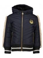 Like Flo jacket with fur navy