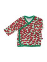 Froy & Dind overslag shirt Meloen