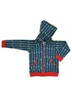 Baba-Babywear hoodie Ketchup