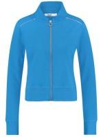Iez! Jacket French Knit Cobalt