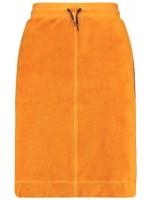 Iez! Skirt piping terry orange