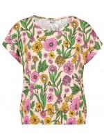 T-shirt met bloemenprint van het merk Iez!