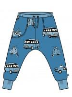 Smafolk sweatpants busje/scooter blauw