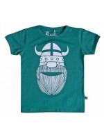 Danefae t-shirt Erik donkergroen