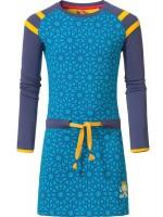 Chaos & Order jurk Jane blue