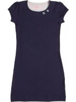Waaaw jurk s/s navy