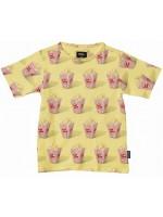 Snurk t-shirt Popcorn