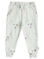 Snurk sweat pants crazy cat eyes