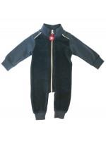 Kik-Kid jumpsuit terry d. grey