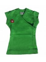 Kik-Kid babyjurk groen rib